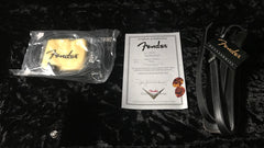 Fender Master Built Yuri Shishkov Telecaster guitar accessories