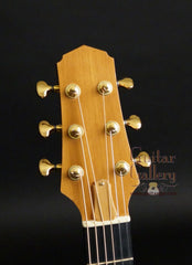 Indian Hill Concert Guitar headstock