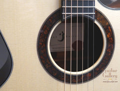 Kostal guitar stained glass rosette