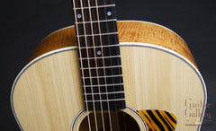 Square Deal Curly Mahogany JN Guitar