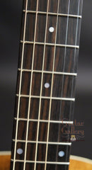 Square Deal JN guitar fretboard