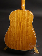 Square Deal JN guitar Honduran Mahogany back