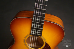 Collings OM1A JL SB guitar at Guitar Gallery