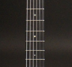 Collings OM1A JL SB guitar fretboard