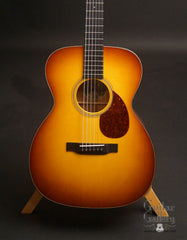 Collings OM1A JL SB guitar Adirondack spruce top