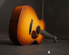 Collings OM1A JL SB guitar glam shot