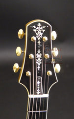 Used Bourgeois JOMC-Dlx headstock