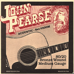 John Pearse 300M strings