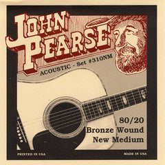 John Pearse 310NM strings