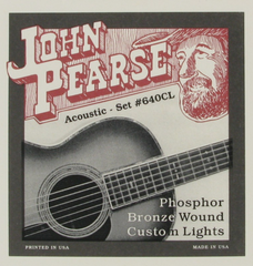 John Pearse 640CL strings