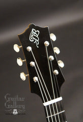 Borges guitar headstock