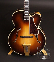 1976 Gibson L-5c archtop guitar