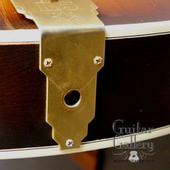 Gibson L-5c archtop guitar end