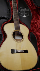 Brondel guitar red spruce top