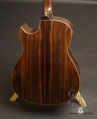 Langejans RGC-6 guitar with Indian rosewood back