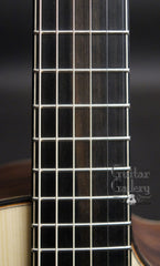 Lowden Pierre Bensusan Signature model guitar fretboard