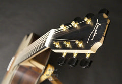 Lowden PB Signature model headstock