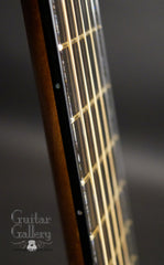 Laurie Williams Signature Kiwi Guitar fretboard side