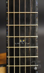 Laurie Williams Signature Kiwi Guitar inlay