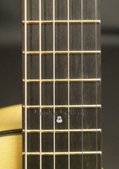 Rasmussen Maple guitar fretboard