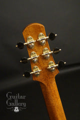 Rasmussen Maple guitar headstock back