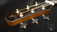 Rasmussen Maple guitar headstock