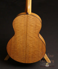 Lowden S-35M guitar back