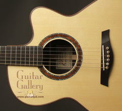 Beneteau CS African Blackwood guitar