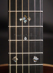 Froggy Bottom guitar fretboard inlays
