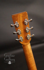 Froggy Bottom Guatemalan model M guitar headstock back