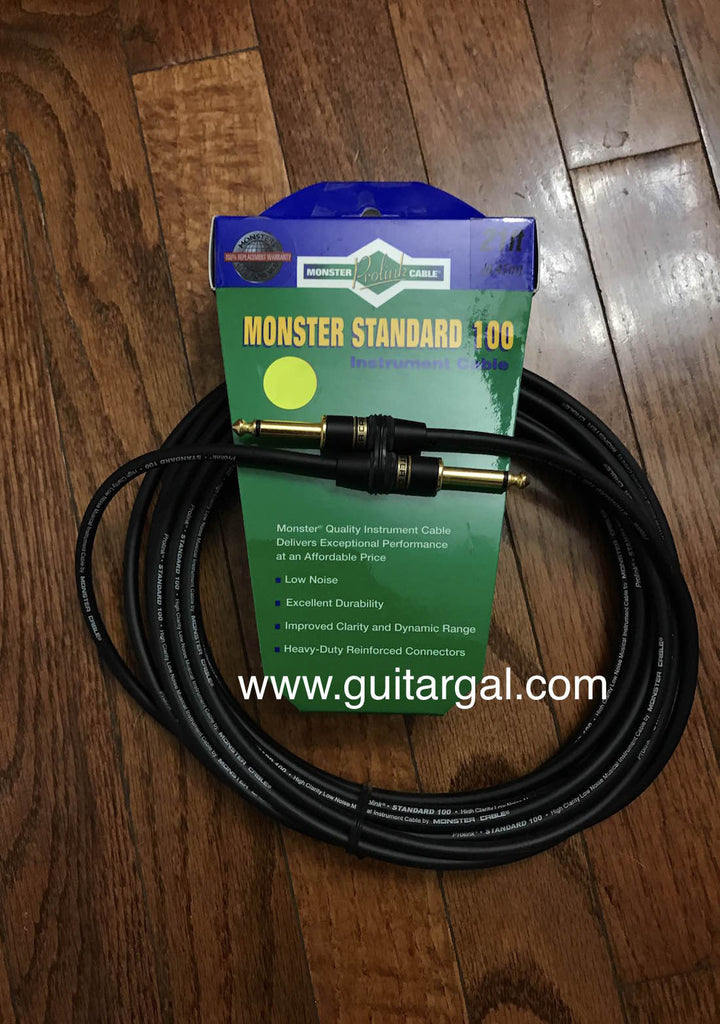 Monster Standard 100 - 21' Instrument Cable