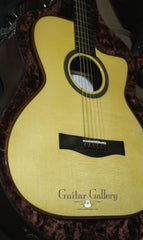 NK Forster model C guitar inside case