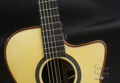 NK Forster model C guitar for sale