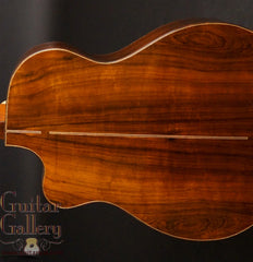 Galloup Northern Light guitar Brazilian rosewood