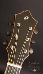 Galloup Northern Light guitar headstock