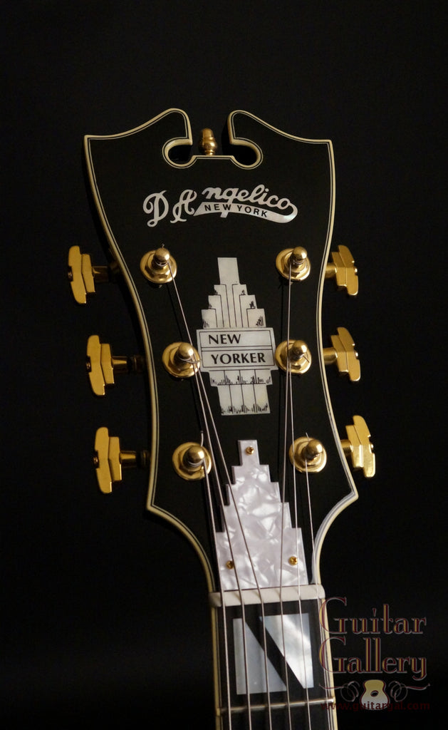 D'Angelico NYL-2 Archtop
