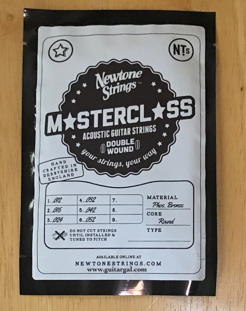 Newtone DW (Double Wound) Strings