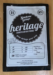 Newtone Heritage guitar strings 11-47