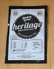 Newtone Heritage 12-51 guitar strings