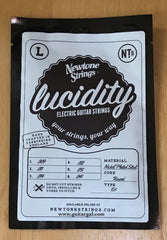 Newtone Lucidity Electric Guitar Strings