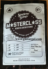 Newtone NPS guitar strings