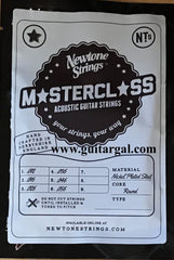 Newtone nickel guitar strings