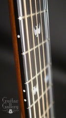 Olson SJ guitar with bound fretboard