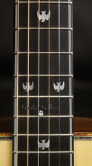 Olson SJ guitar dove inlays