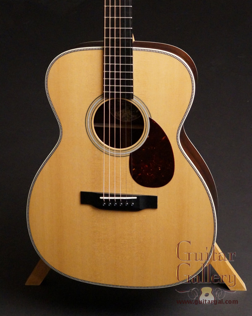 Collings OM2H guitar