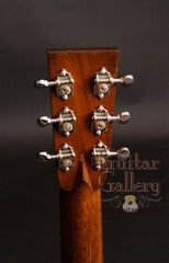 Collings OM2H headstock