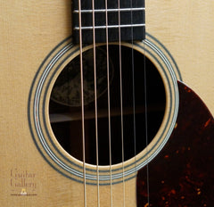 Collings OM2H guitar rosette