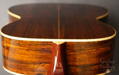 Tippin OMT Guitar Brazilian rosewood back