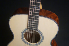 Osthoff OM The TREE Mahogany guitar
