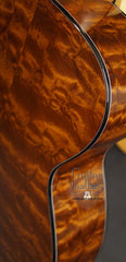 Osthoff OM Tree mahogany guitar for sale